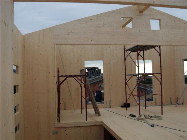 Foto interno di un 39 abitazione a due piani di luca for Piani di fattoria di un livello