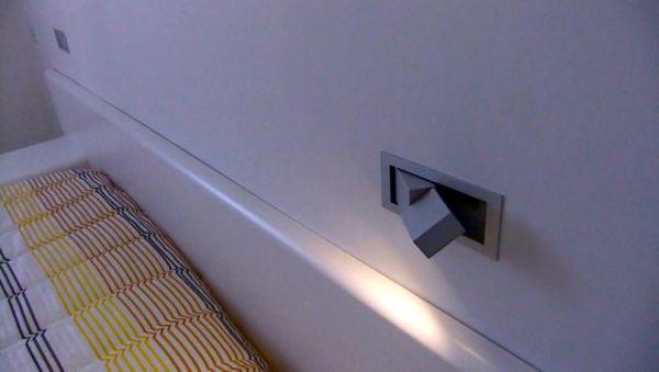 Foto lampada da letto led 3w di luceled pro srl 46090 for Lampada a led camera da letto