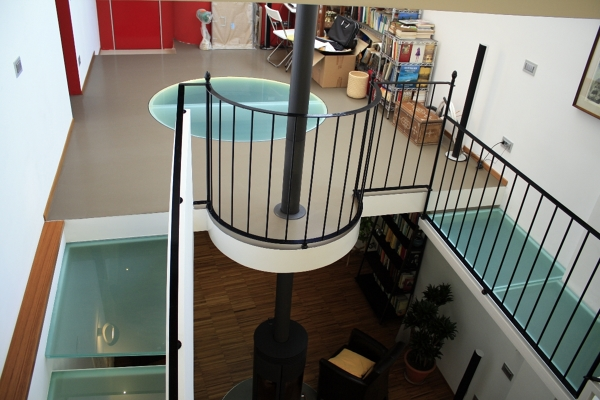 Foto loft con impianto domotico bticino di 50875 for Impianto domotico