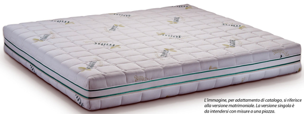 Materasso Ortopedico O In Lattice.Foto Materasso Ortopedico In Lattice Naturale O Memory Foam