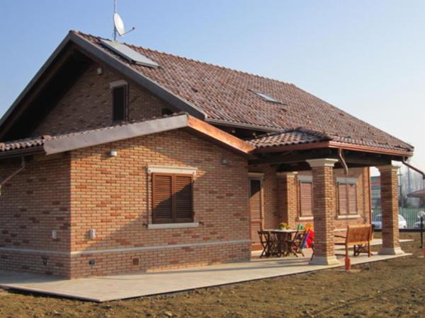 Foto costruzione villetta di impresa edile iannace for Costruzione di case a prezzi accessibili
