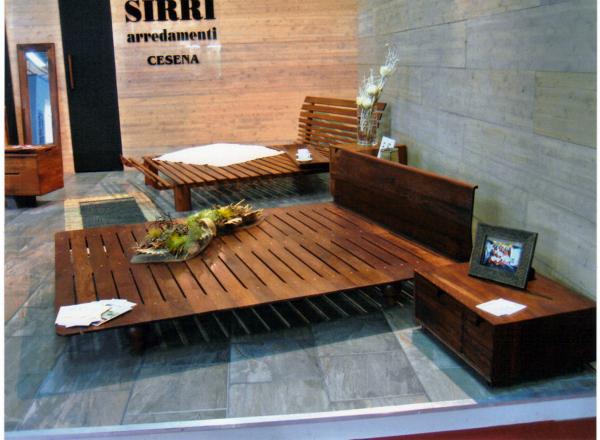 Foto mobili coloniali ed etnici di sirri arredamenti 48655 habitissimo - Negozi mobili giardino bari ...