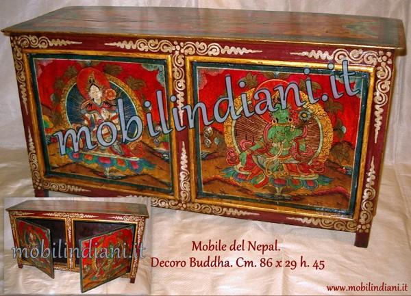 Foto mobili del nepal di mobili etnici 146014 habitissimo for Arredamento etnico brescia
