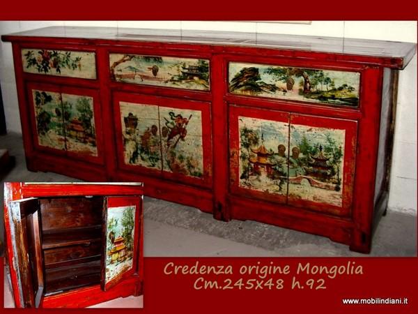 Foto mobili etnici origine mongolia di mobili etnici - Mobili etnici colorati ...