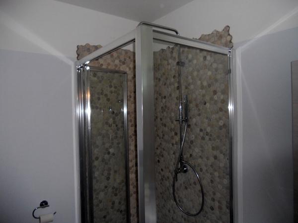 Foto rifacimento bagno di ediltech di lanfranca 122970 habitissimo - Bagno muratura mosaico ...