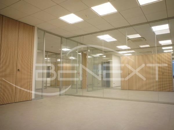 Foto: progetto illuminazione led capannone industriale e uffici di