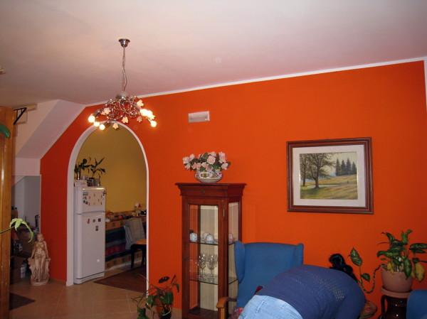 Foto parete cartongesso con arco di bioarchitetture 81602 habitissimo - Cucine con arco ...