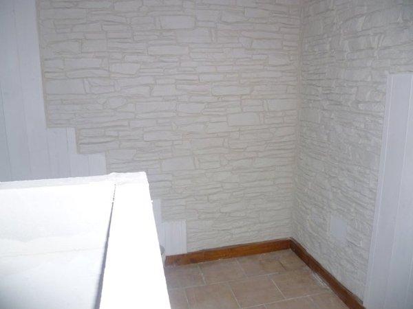 Foto parete finta pietra di tonio murro 187949 habitissimo for Polistirolo finta pietra