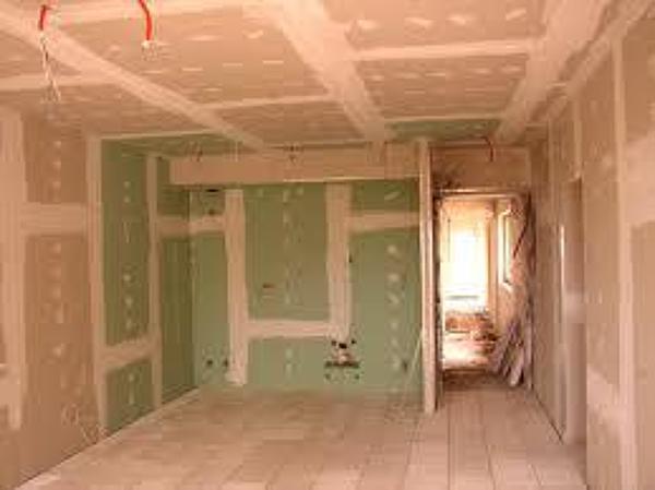 Cartongesso Bagni : Foto pareti controsoffitti bagno in cartongesso pavimento di