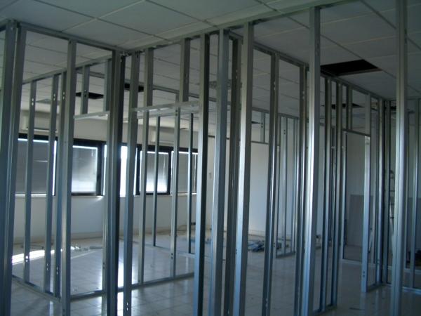 Pareti Divisorie In Cartongesso Per Bagni : Foto pareti divisorie in cartongesso di antonio cassisa
