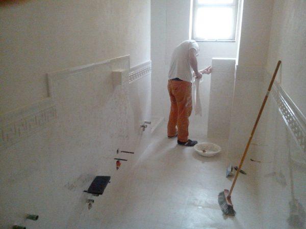 Foto pavimento e rivestimento bagno di edilsal 173311 - Pavimento e rivestimento bagno ...