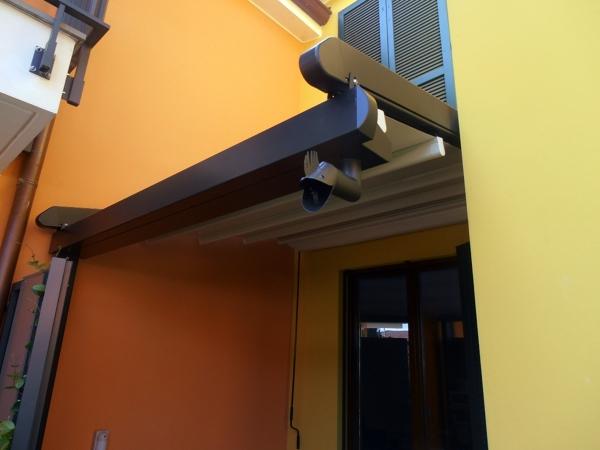 Foto pergolato modello med unica 130 gronda con - Modello preventivo ristrutturazione casa ...