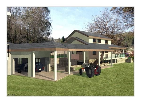 Foto piano casa di arch elena fedi 79193 habitissimo for Generatore di piano casa