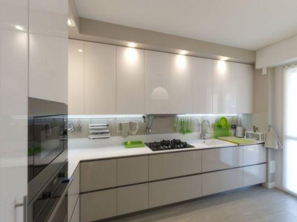 Foto Cucina Laccata Lucida Di Progettiamoconte 304919 Habitissimo