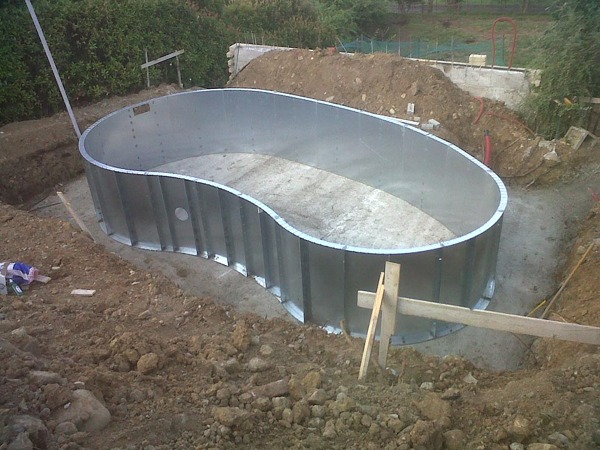 Foto piscina a fagiolo fischiomba di oasipoolpiscine 213235 habitissimo - Piscina a fagiolo ...