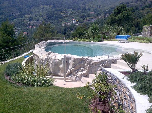 Foto piscina naturale di piscine piscine 46261 - Piscina naturale ...