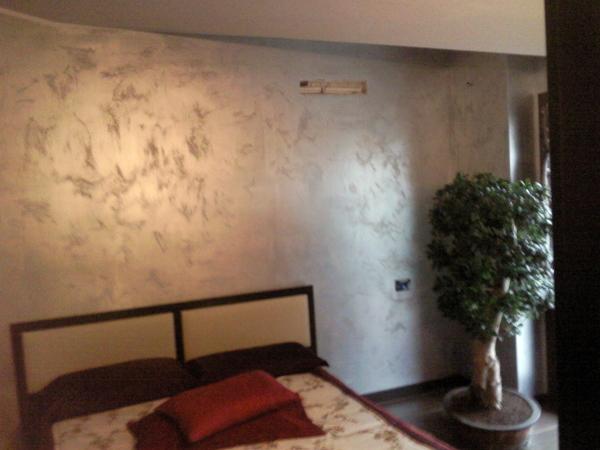 Foto pittura decorative di gran pregio marcopolo di for Idee casa stucco