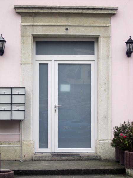 Foto porta ingresso pvc de dibinfissi srl 54204 for Portoncino ingresso prezzi