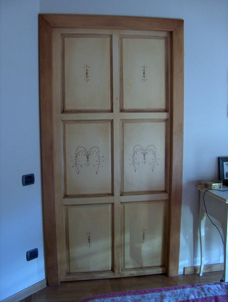 Foto: Porta Scorrevole Per Cabina Armadio di Belle Epoque #587577 ...