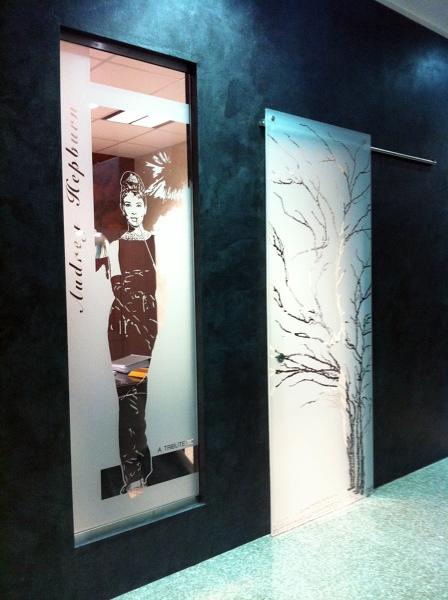 Foto porte in cristallo casali di vf2 serramenti pvc - Casali porte prezzi ...