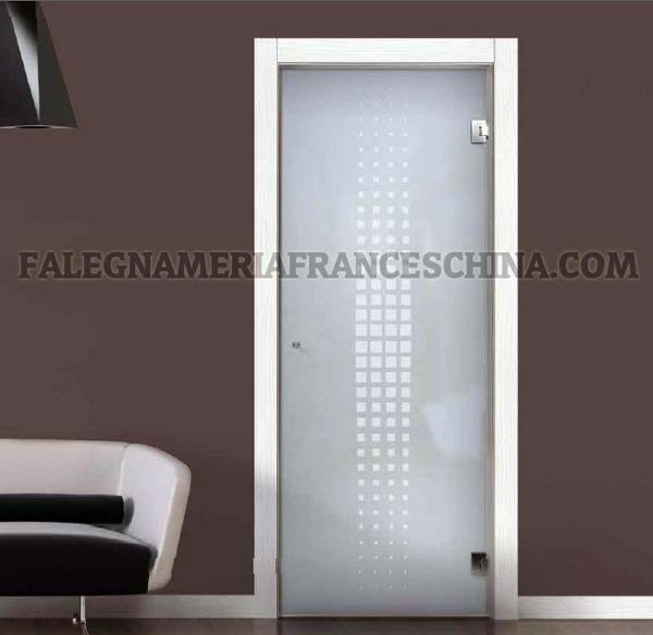 Porte Interne In Vetro.Foto Porte Interne Solo Vetro Di Falegnameria