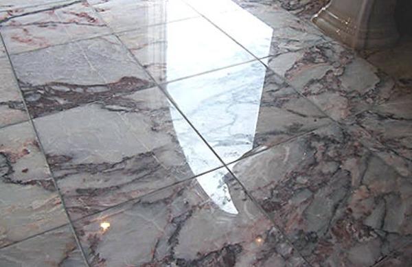Foto posa piastrelle in gres porcellanato di edil cos for Adesivi per piastrelle brico