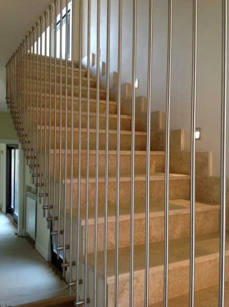 Foto Progettazione E Iterior Design Di Una Villa A Roma Di Studio