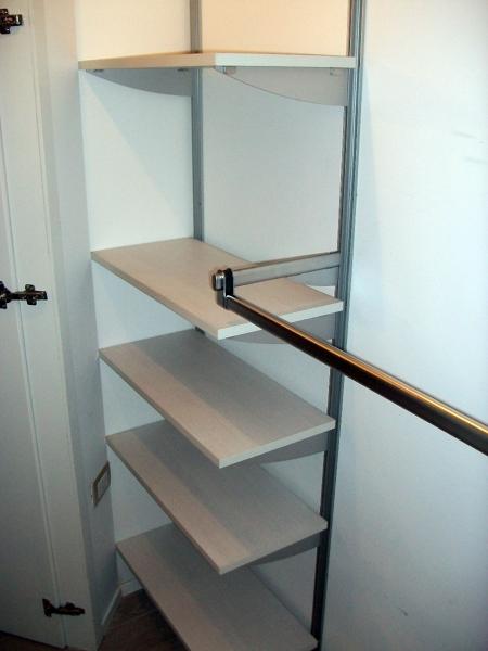 Foto progetto cabina armadio di cambiospazio 91192 habitissimo - Progetti cabine armadio ...