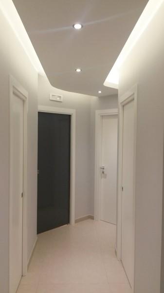Foto progetto di ristrutturazione di un appartamento al for Progetto di ristrutturazione