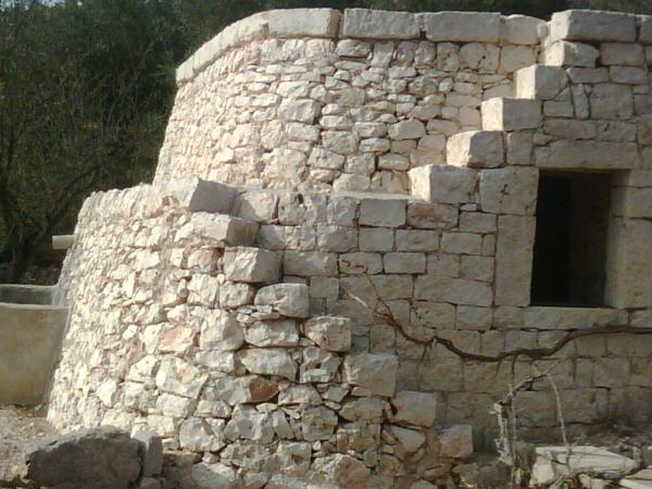 Foto pulizia della pietra con sabbiatrice di edil lotti for Case prefabbricate a lotti stretti