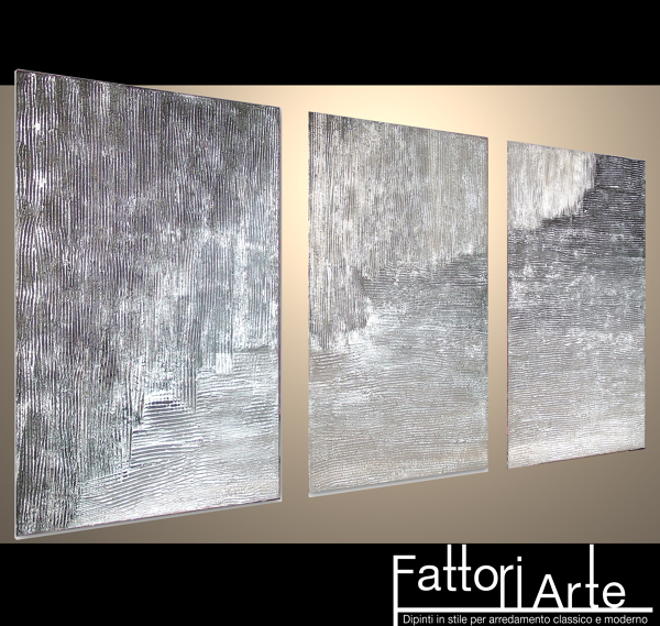 Foto: Quadri Moderni Astratto a Rilievo di Fattoriarte #90289 ...