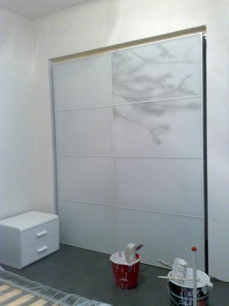 Foto: Realizzazione Armadio a Muro con Porte Scorrevoli 2 di ...