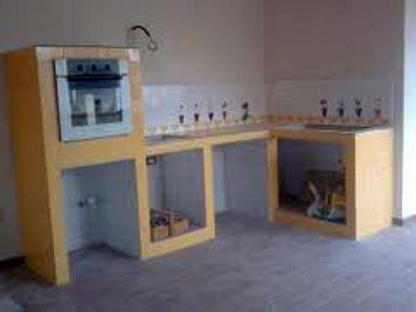 Foto: Realizzazione Cucina Muratura di Sarda Restauri Edili ...