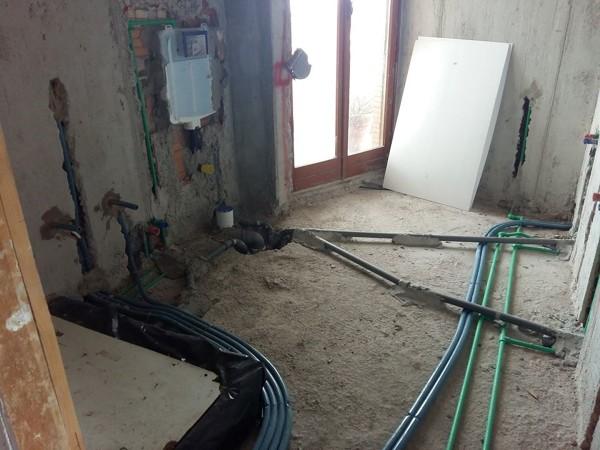 Foto: rifacimento bagno completo di edil c.e.r. s.r.l.s. #691123