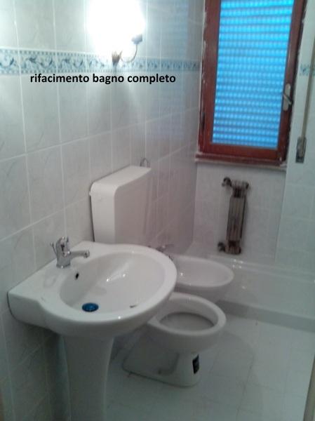 Foto rifacimento bagno completo di impresa termo edile - Rifacimento bagno ...