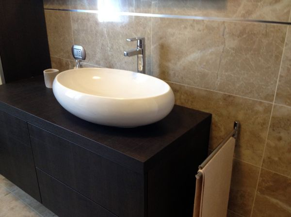 Foto ristrutturazione bagno e arredo bagno di acquaclima for Arredo bagno biella