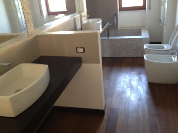 Foto ristrutturazione bagno de sorbino costruzioni - Ristrutturazione bagno como ...