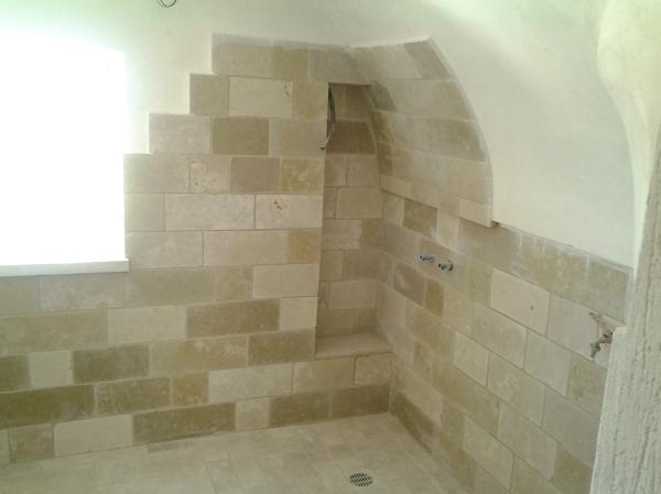 Foto rivestimento di un angolo doccia di edil lotti di for Case prefabbricate a lotti stretti