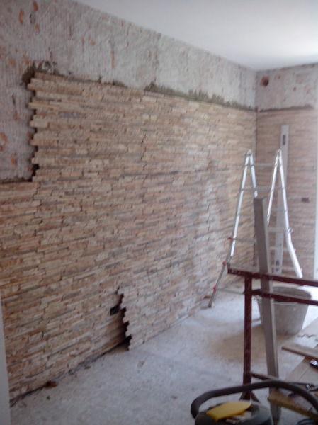 Foto rivestimento in finta pietra di edil sesto 195111 - Rivestimento camera da letto ...