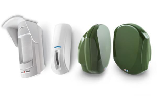 Foto sensori allarme di petrucci vittorio s r l s - Sensori allarme alle finestre ...