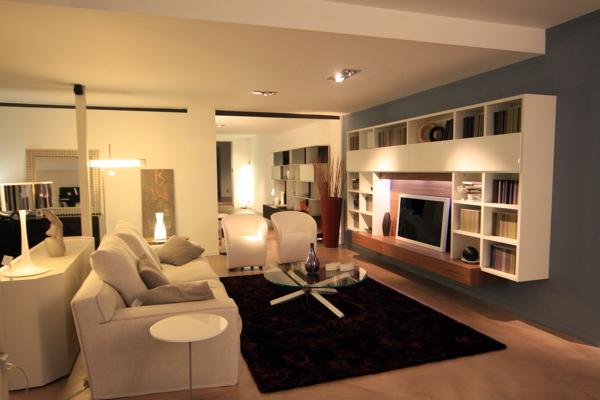 Foto showroom format progetti abitativi zona giorno di for Progetto zona giorno