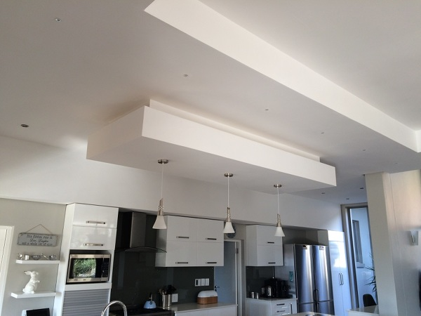 Foto: Illuminazione Cartongesso - Isola Cucina di Boccadasse ...