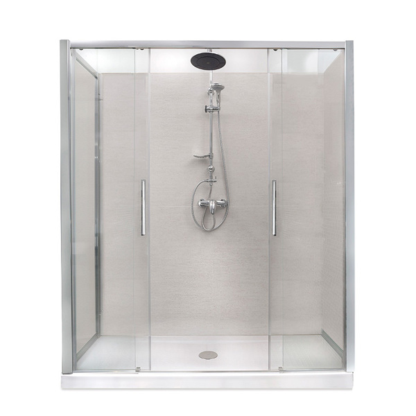 Foto trasformazione vasca in doccia ideal plus remail di remail 322623 habitissimo - Bagni remail prezzi ...