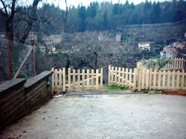 Foto staccionata stile ranch di novaluna 107958 for Aggiunte garage per case in stile ranch