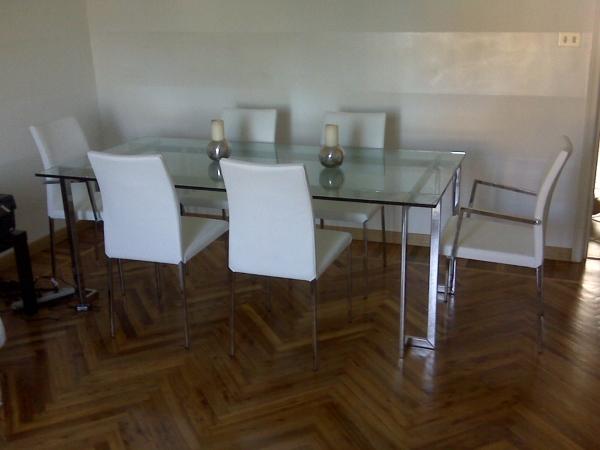 Foto tavolo e sedie soggiorno di life design 79250 for Tavolo cucina e sedie
