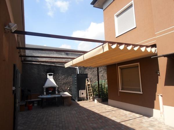 Foto tenda ad impacchettamento modello onda a soffitto di - Modello preventivo ristrutturazione casa ...