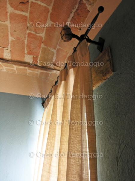 Foto tenda il lino di casa del tendaggio di barale sara e - Casa del tendaggio ...