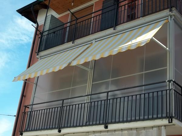 Tende Veranda Estate Inverno : Foto tenda veranda estate inverno ermetica