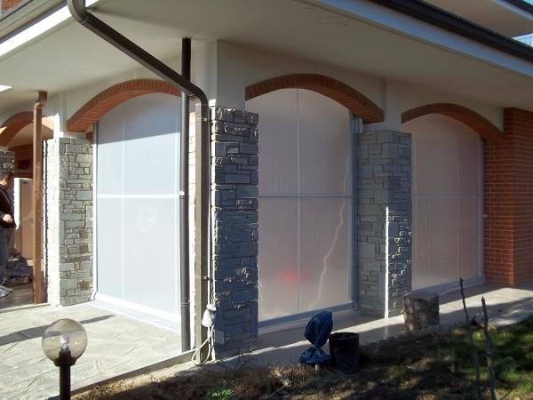 Tende Veranda Torino : Foto tenda veranda invernale motorizzata torino m f tende e