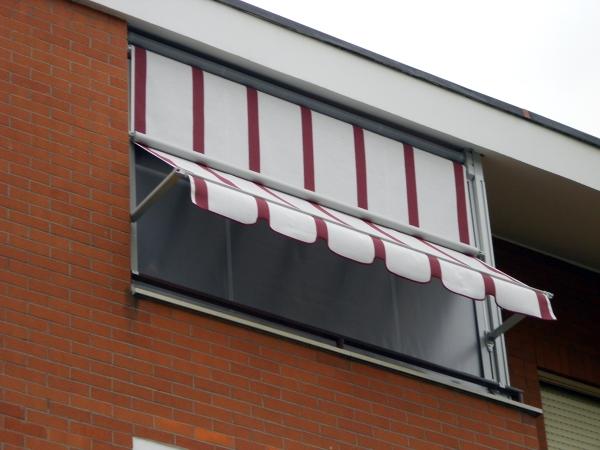 Tende Veranda Torino : Foto tenda veranda torino con frangivento mftendedasoletorino